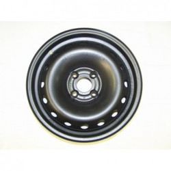 "Plechový použitý disk 15"" - Fiat - 6×15 ○ 4×100×56,5 ○ ET 43"