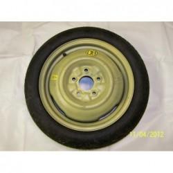 """Dojezdové kolo použité - 15"""" - Mazda - 4×15 ○ 5×114,3×67 ○ ET 45"""