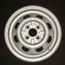 """Plechový použitý disk - 13"""" - Škoda - 4,5×13 - 4×100×57 - ET 38"""