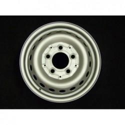 "Plechový použitý disk- 15"" - Mercedes - VW - 6×15 ○ 5×130×84 ○ ET 83"