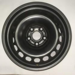 """Plechový použitý disk 16"""" - Škoda, VW, - 6,5 × 16 ○ 5×112×57 ○ ET 41"""