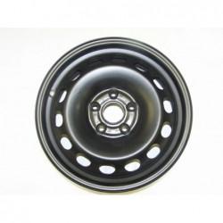 """Plechový použitý disk 16"""" - Škoda, Seat, VW, Audi - 6,5×16 ○ 5×112×57 ○ ET 50"""
