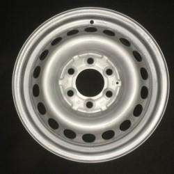 "Plechový použitý disk 16"" - Mercedes-VW - 5,5×16 ○ 6×130×84○ET 51"