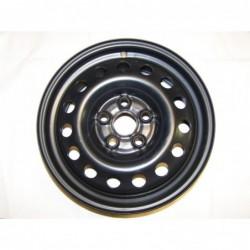 "Plechový použitý disk 16"" - Ford, VW, Seat - 7×16 ○ 5×112×57 ○ ET 59"