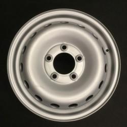 """Plechový použitý disk 16"""" - Renault, Opel, Nissan - 6,5×16 - 5×130×89 - ET 66"""