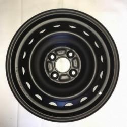 """Plechový použitý disk 15"""" - Toyota - 5 ×15 - 4×100×54 - ET 39"""