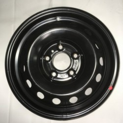 """Plechový použitý disk-15"""" - Hyundai - Kia - 6×15 ○ 5×114,3×67 ○ ET 48"""