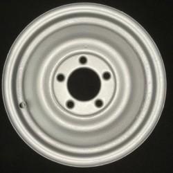 """Plechový použitý disk- 16"""" - veteran ○ 4×16 ○ 5×139,7×94 ○ ET 25"""
