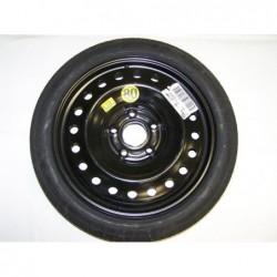"""Dojezdové kolo použité -17""""- Opel - 4×17 - 5×120×67 - ET 41"""