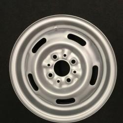 """Plechový použitý disk-13"""" - Lada - 5×13 ○ 4×98 × 58,5 ○ ET 29"""