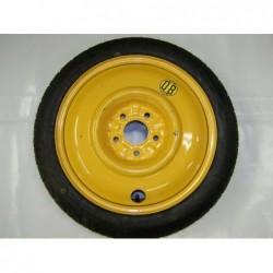 """Dojezdové kolo použité -16"""" - Mazda -4×16 ○ 5×114,3×67 ○ ET 45"""