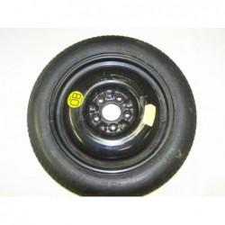 """Dojezdové kolo použité -16"""" - Nissan -4×16 ○ 5×114,3×66 ○ ET 45"""