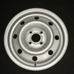 """Plechový použitý disk-14"""" - Renault - Nissan- 5,5×14 ○ 4×100 ○ ET 36"""