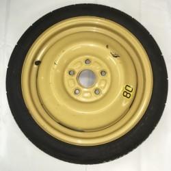 """Dojezdové kolo použité -16"""" - Toyota - 4×16 ○ 5×114,3×60○ ET 45"""