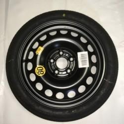 """Dojezdové kolo použité -16"""" ○ Opel-Chevrolet ○ 4×16 ○ 5×105×56,6 ○ ET 25"""