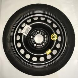 """Dojezdové kolo použité -16"""" ○ Opel -Chevrolet ○ 4×16 ○ 5×115×70,3 ○ ET 25"""