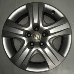 "Plechový strukturovaný použitý disk 17"" - Opel - 7×17 - 5×120×67 - ET 41"