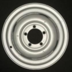 """Plechový použitý disk- 16"""" - veteran ○ 4,5×16 ○ 5×139,7×110 ○ ET 20"""
