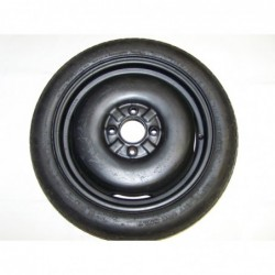 "Dojezdové kolo použité -16"" - Hyundai, Mitsubishi - 4×16 - 4×114,3×67 - ET 45"