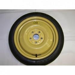 """Dojezdové kolo použité -16 """" - Suzuki, Fiat - 4×16 - 5×114,3×60 - ET 50"""