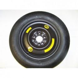 """Dojezdové kolo použité -16"""" - Chrysler - 4×16 ○ 5×114,3×71,5 ○ ET 41"""