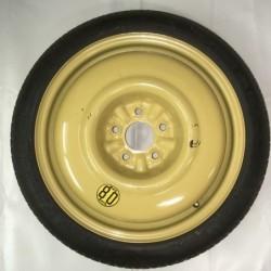 """Dojezdové kolo použité -17"""" - Mitsubishi - Mazda - 4×17 ○ 5×114,3×67 ○ ET 39"""
