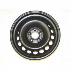 """Plechový použitý disk 16"""" - Mercedes - 7×16 ○ 5×112×66,5 ○ ET 39"""