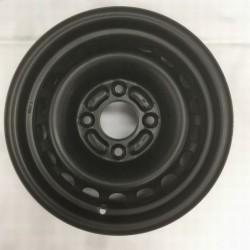 "Plechový použitý disk-14"" - Mitsubishi - 5,5×14 ○ 4×114,3 ○ ET 46"