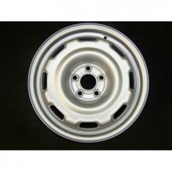 """Plechový použitý disk 15"""" - VW - 6×15 ○ 5×100×57 ○ ET 38"""