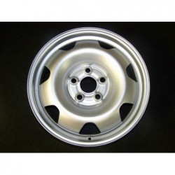 """Plechový použitý disk 17"""" - VW - 7×17 ○ 5×120×65,1 ○ ET 55"""