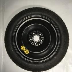 """Dojezdové kolo použité -17"""" - Lexus - 4×17 ○ 5×114,3×60 ○ ET 10"""
