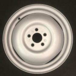 """Plechový použitý disk- 16"""" - Vlek - 4×16 ○ 5×110×67○ET 40"""