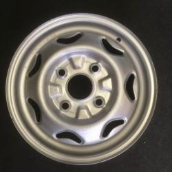 """Plechový použitý disk-13"""" - Suzuki - 4×13 ○ 4×114,3×60 ○ ET 45"""