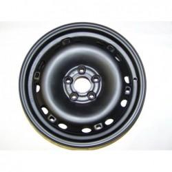 "Plechový použitý disk 15"" - Škoda, VW, Seat - 6×15 - 5×100×57 - ET38"