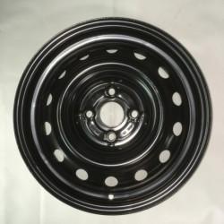 """Plechový použitý disk 15"""" - Hyundai - 6×15 - 4×100×54 - ET 52"""