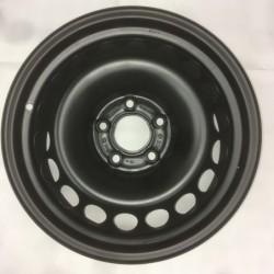 "Plechový použitý disk 16"" - Audi - 7,5×16 - 5×112×66,5 - ET 45"