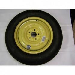 "Dojezdové kolo použité -16"" - Citroen,Peugeot, Mitsubishi - 4×16 - 5×114,3×67 - ET38"