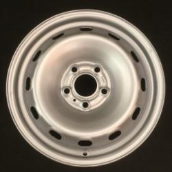 "Plechový použitý disk 16"" - Renault - Opel-Nissan - Fiat- 6×16 - 5×114,3×66 - ET 50"