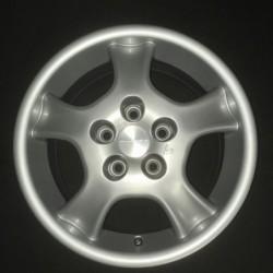 """Hliníkový použitý disk 15"""" - Opel - 7×15 - 5×110×65 - ET 35"""