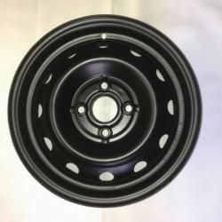 """Plechový použitý disk-14"""" - Hyundai - Kia - 5×14 ○ 4×100×54 ○ ET 46"""