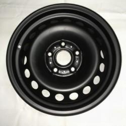 "Plechový použitý disk 15"" - Škoda -VW - Seat - 6×15 - 5×112×57 - ET43"