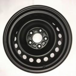 "Plechový použitý disk 16"" - Mitsubishi- 6,5×16 ○ 5×114,3×67 ○ ET 46"