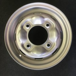 """Plechový použitý disk 13"""" - Wartburg 353 - 4,5×13 - 4×160×110 - ET 45 ..."""
