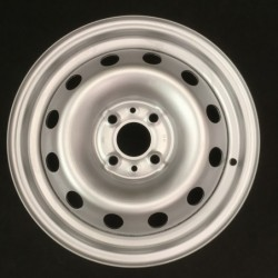 "Plechový použitý disk- 14"" -Fiat - 5,5×14 ○ 4×98×58 ○ ET 32"