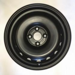"""Plechový použitý disk 15"""" - Hyundai - 6×15 - 4×100×54 - ET 47"""