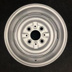 "Plechový použitý disk- 12"" - Fiat - 4×12 ○ 4×98×58 ○ ET 31"