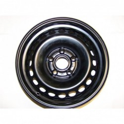 """Plechový použitý disk 15"""" - VW - 7×15 ○ 5×112×57 ○ ET 37"""