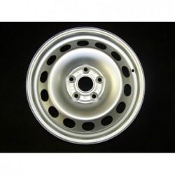 """Plechový použitý disk- 16"""" - Škoda, Seat, VW, Audi - 6×16 ○ 5×112×57 ○ ET 50"""