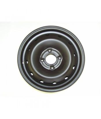 "Plechový použitý disk- 14"" - Peugeot - 5,5×14 ○ 4×108×65 ○ ET 34"