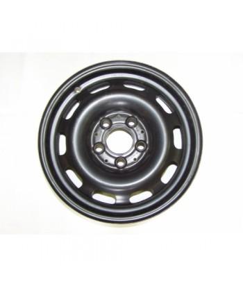 """Plechový použitý disk-15"""" - Mercedes - 5,5×15 ○ 5×112×66,5 ○ ET 54"""